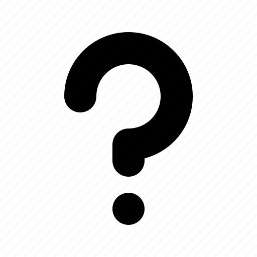 Question, mark icon - Download on Iconfinder on Iconfinder