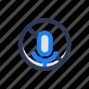 communication, interaction, interface, loudspeaker, mute, ui, ux