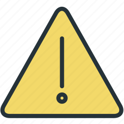 attention, error, interface, warning icon