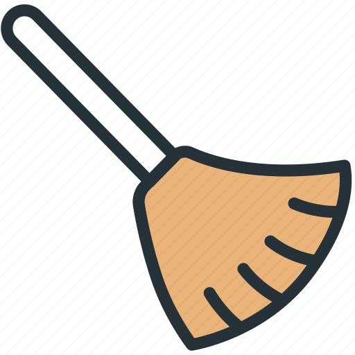 Broom, clean, interface icon - Download on Iconfinder
