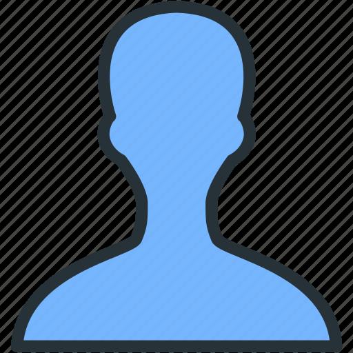 admin, interface, man, person, user icon