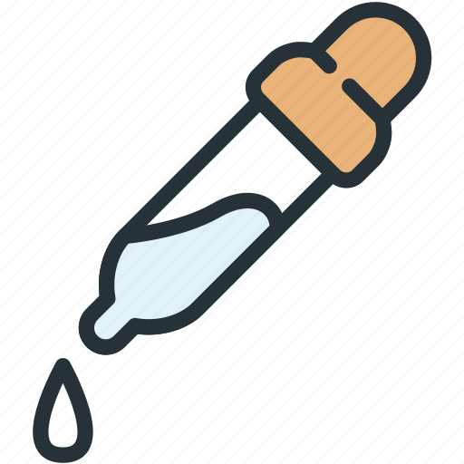 dropper, interface, tool icon