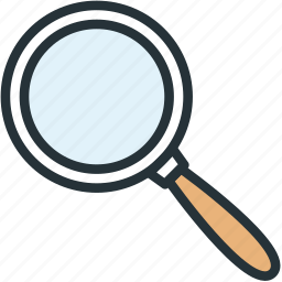 interface, search, tools, zoom icon