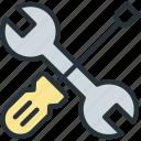 interface, settings, tools