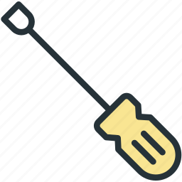 interface, screwdriver, tools icon