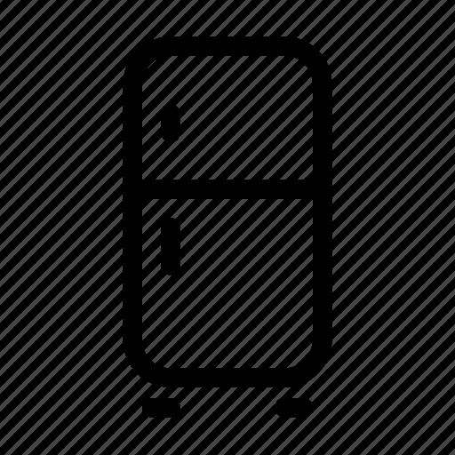 Refrigerator, kitchen, restaurant, cooking, cook, eat, food icon - Download on Iconfinder