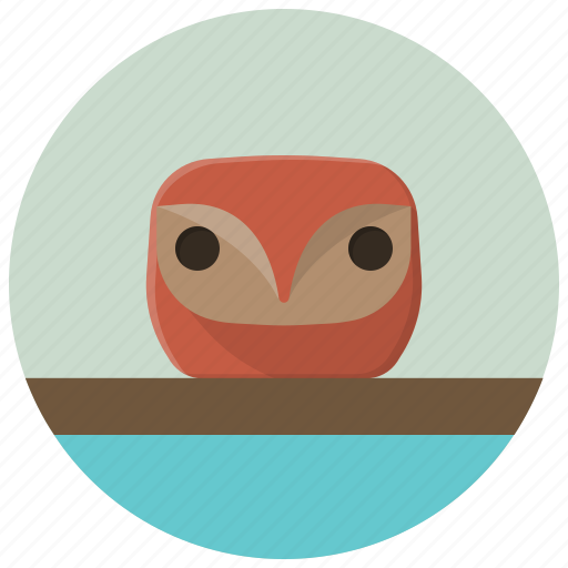 bird, figure, home, interior, interior design, owl, statue icon