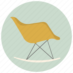 armchair, chair, furniture, home, interior, living room, seat icon