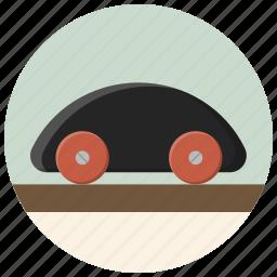 car, decor, home decor, home decoration, interior, interior decor, toy icon