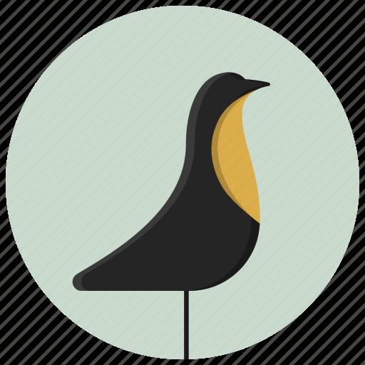 bird, figure, home, home decor, interior, interior design, statue icon