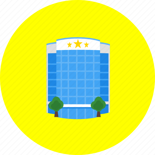 business, center, commerce, office building, real estate, shop, shopping icon