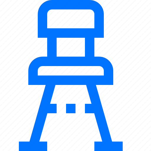 bar, chair, decoration, furniture, home, interior, living room icon