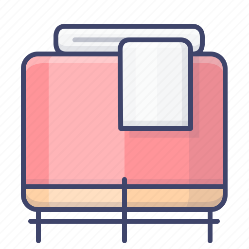 Bench, furniture, interior, ottoman icon - Download on Iconfinder