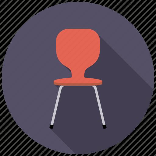 chair, furniture, interior icon