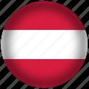 austria, flag, international, world