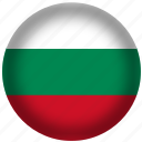 international, flag, bulgaria, world