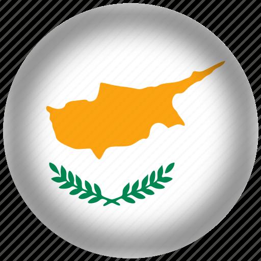 Slikovni rezultat za flag circle cyprus