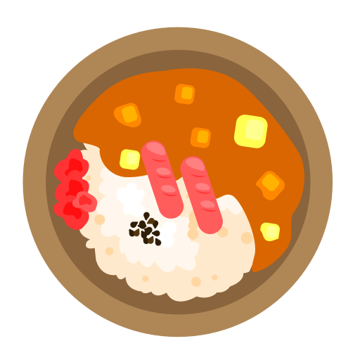 curry, food, japan, spice icon