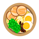 bowl, food, noodle, ramen icon
