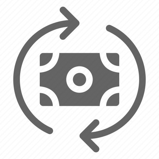 changer, currency, exchange, money icon