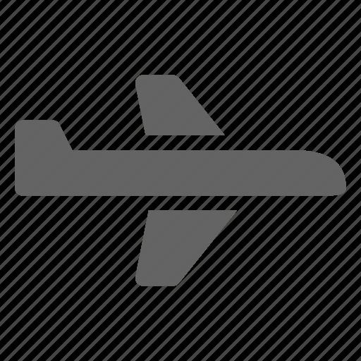 airport, flight, international, plane icon