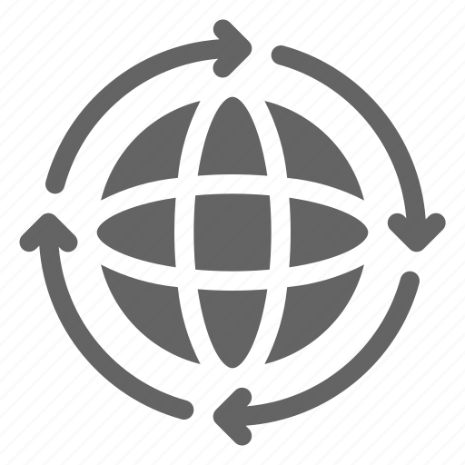 business, global, globalization, shipping icon