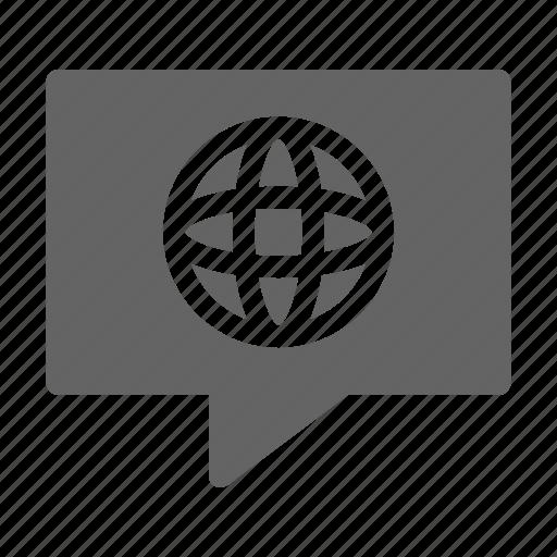 international, language, translation, union icon