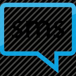 bubble, popup, sms, talk icon