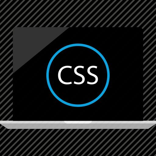 code, css, web icon