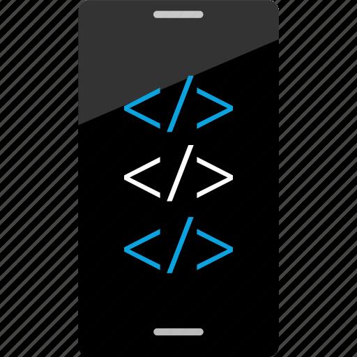 Development, web, code icon