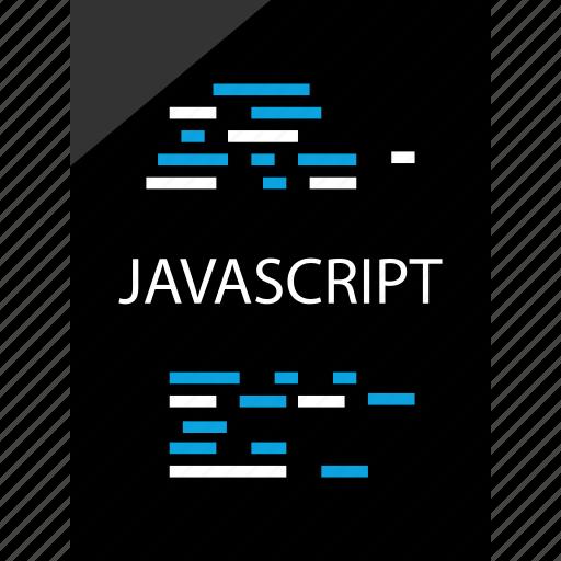javascript, online, web icon