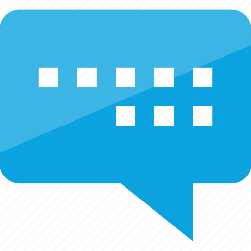 Bubble, chat, talk icon - Download on Iconfinder