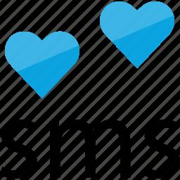 conversation, message, send, text icon
