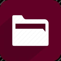 data, files, folder, holder icon