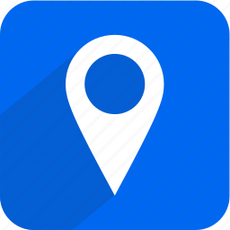 location, map, navigator, pointer icon