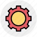 cog, cogwheel, gear, gear wheel, settings, wheel