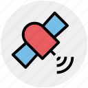 antenna, booster, dish, satellite, space antenna icon