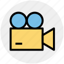 cam, camcorder, camera, video cam, video camera icon