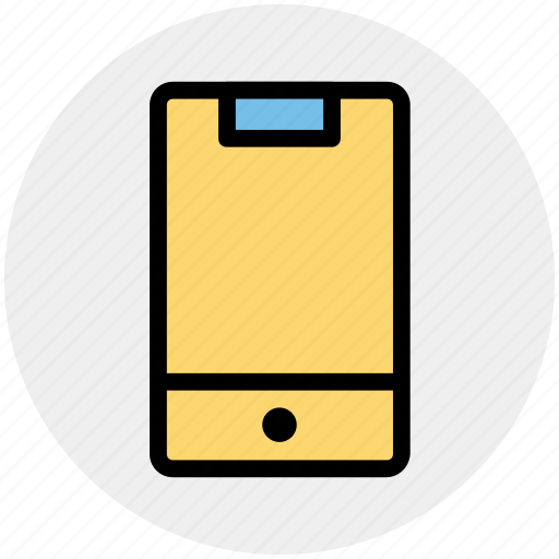 Cell phone, cellular, mobile, phone, smartphone icon - Download on Iconfinder