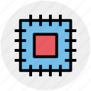 central processor, chip, cpu chip, cpu., microchip, processor icon