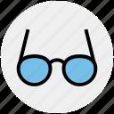 eyeglasses, eyewear, glasses, spectacles, view