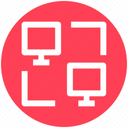 .svg, browsing, connected, connection, internet, screens, server icon