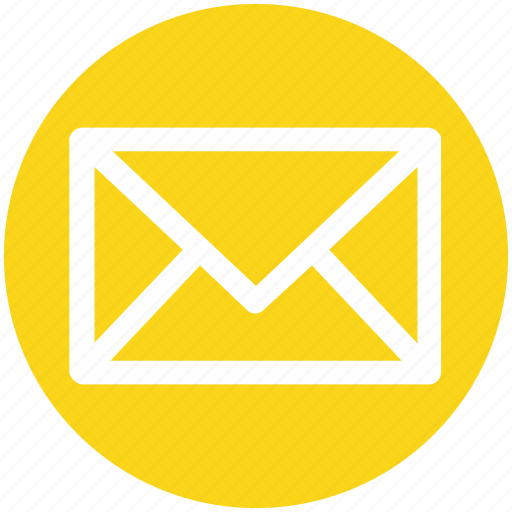 3, email, email message, envelope, letter, mail, message icon