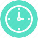 .svg, clock, time, timer, wall clock, watch icon