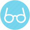 .svg, eyeglasses, eyewear, glasses, spectacles, view icon