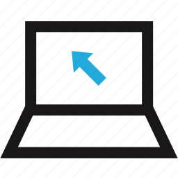 click, data, internet, website icon