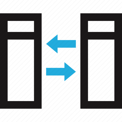 communication, computer, data, internet, transfer icon