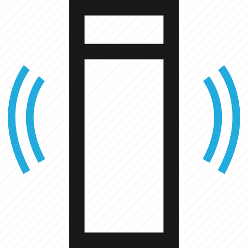 data, internet, server, signal, wifi icon