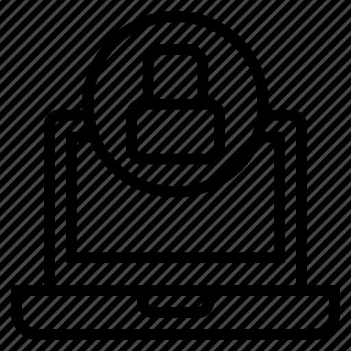computer, computer password, locked computer, locked pc, password, pc locked, pc password icon