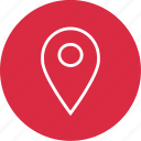 gps, locate, location, nav, navigation, pin, ui icon